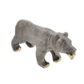 """Фигурка """"Бурый медведь"""""""