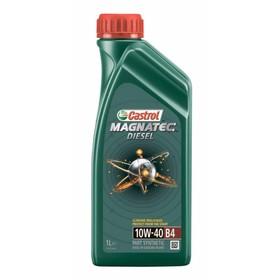 Моторное масло Castrol Magnatec Дизель SAE 10W-40 В4, 1 л
