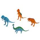 Набор динозавров «Мир чудес», 4 фигурки