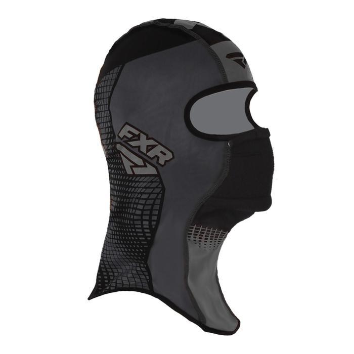 Балаклава FXR Shredder Tech, 201646-1010-07, цвет Черный, размер S