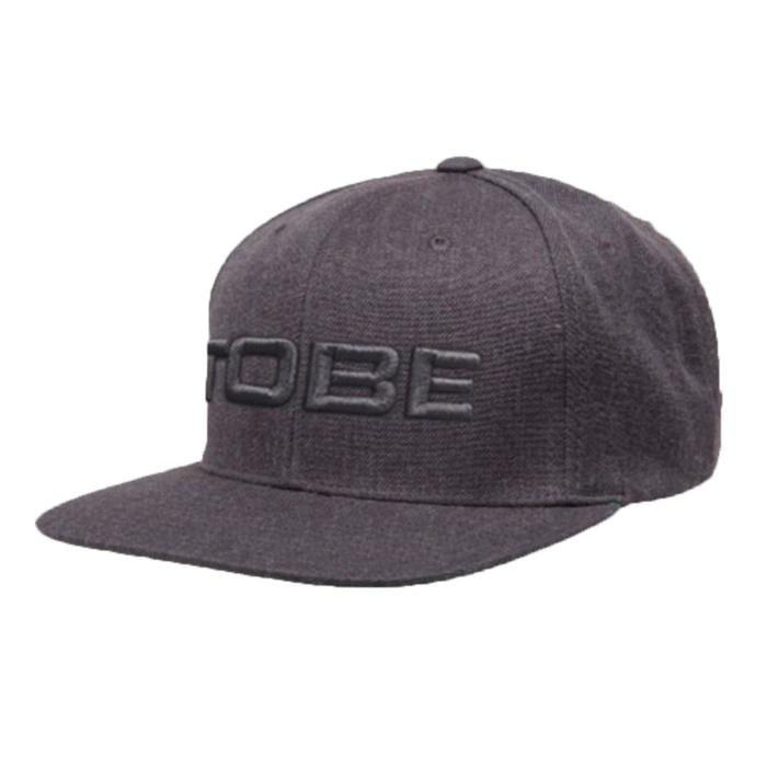 Бейсболка TOBE Dark Ink, 250118-001-111, женский, цвет Черный, размер OS,