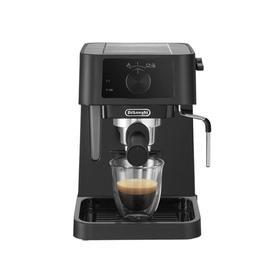 Кофемашина DeLonghi EC 230 BK, рожковая, 1100 Вт, 1 л, чёрная