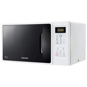 Микроволновая печь Samsung ME 83 ARW, 800 Вт, 23 л, чёрно-белая
