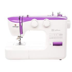 Швейная машина Comfort 2530 , 62 Вт, 25 операций, полуавтомат, бело-сиреневая