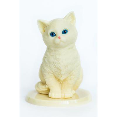Фигурка из кондитерской глазури «Кошка маленькая», 235 гр