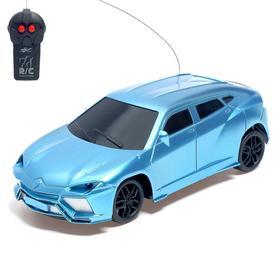 Машина радиоуправляемая «Гоночный джип», работает от батареек, МИКС Ош