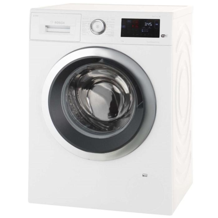 Стиральная машина Bosch WAT286H2OE, класс A, 1400 об/мин, 9 кг, белая