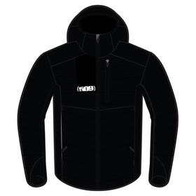 Куртка 509 Syn Loft с утеплителем, размер L, чёрный Ош