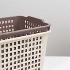 Корзинка универсальная 19×27 см, цвет МИКС