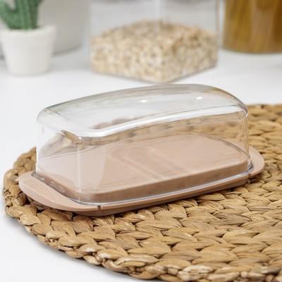 Маслёнка phibo «Классика», цвет МИКС