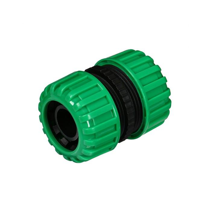 купить Муфта-соединитель, 34 19 мм 34 19 мм, цанга, рр-пластик