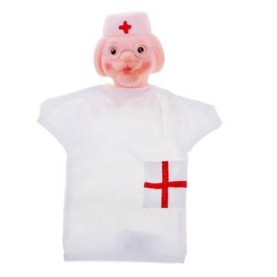 Кукла-перчатка «Доктор Айболит» - Фото 1