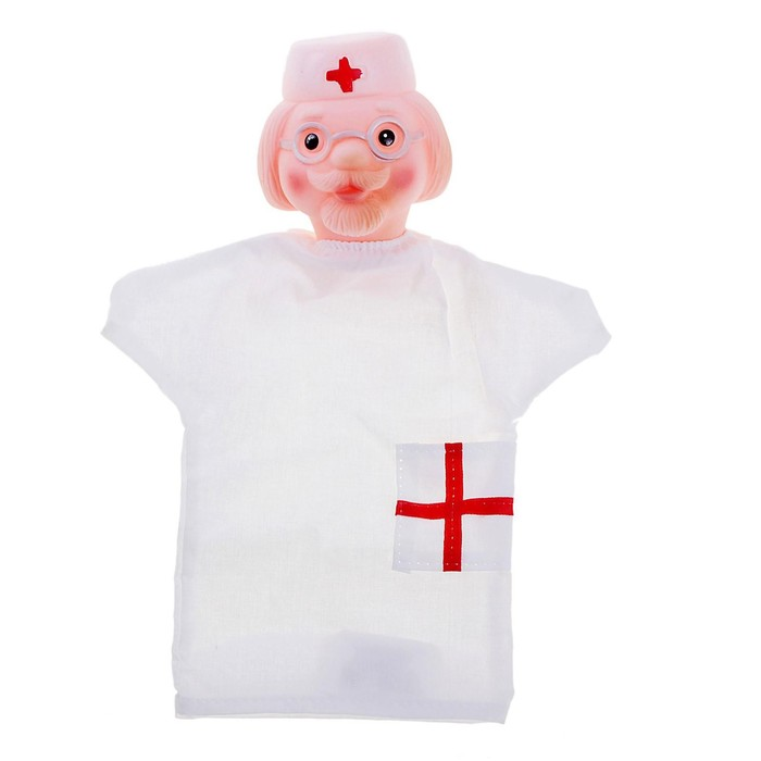 Кукла-перчатка «Доктор Айболит»