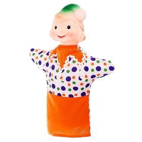 Кукла-перчатка «Петрушка»