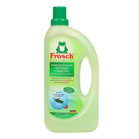 Универсальное чистящее средство Frosch, 1 л