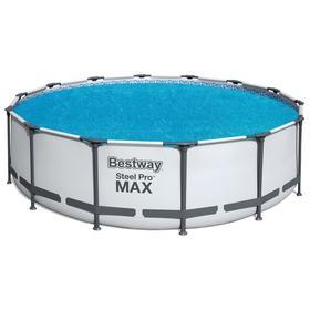 Тент для бассейнов, 427 и 457 см, 58252 Bestway