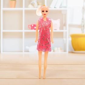 Кукла «Оксана» в платье, МИКС Ош