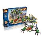 Конструктор-робот «Грызун», работает от батареек, 399 деталей