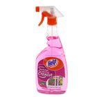 """Средство для мытья стёкол и зеркал Help """"Аромат весны"""" с распылителем, 0,75 л"""