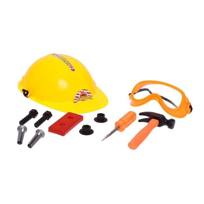 Набор инструментов Юный строитель, 11 предметов