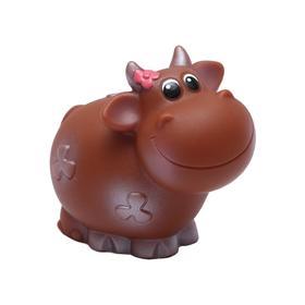 Резиновая игрушка «Коровка Ириска»