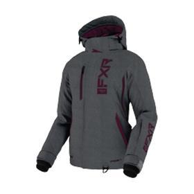 Куртка FXR Evo FX с утеплителем, 210222-0782-08, женский, цвет Серый, размер M Ош
