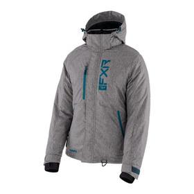 Куртка FXR Fresh с утеплителем, 210202-0748-08, женский, цвет Серый, размер M Ош
