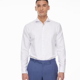 Сорочка мужская T-Sam, размер 43 Ош