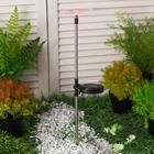 """Фонарь садовый на солнечной батарее """"Старт"""" Стрекоза, 1 светодиод - Фото 3"""