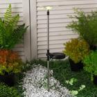 """Фонарь садовый на солнечной батарее """"Старт"""" Стрекоза, 1 светодиод - Фото 4"""