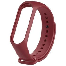Ремешок для фитнес-браслета Xiaomi Mi Band 3/4 (MYD4128TY), красный