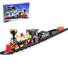 Железная дорога «Классический грузовой поезд», с дымовыми эффектами, протяжённость пути 2,72 м
