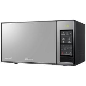 Микроволновая печь Samsung ME83XR/BWT, 850 Вт, 23 л, тактовое управление, черный