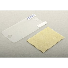 Защитная плёнка для Apple iPhone 4/4S, прозрачная, 1 шт.