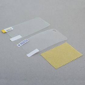 Защитная плёнка для Apple iPhone 4G/4S, прозрачная (для экрана и задней крышки)