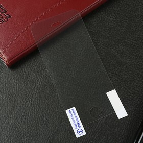 Защитная пленка LuazON, для iPhone 5/5S/5C/SE, матовая Ош