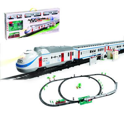 Железная дорога «Городской электропоезд» - Фото 1
