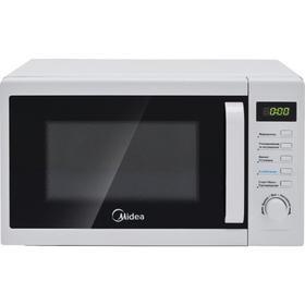 Микроволновая печь Midea AM 820 CUK-W, 800 Вт, 20 л, таймер, белая