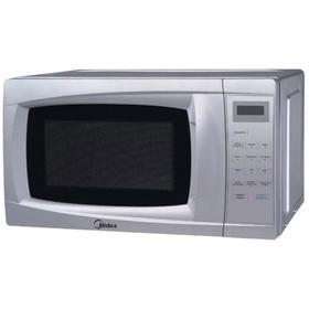 Микроволновая печь Midea EM 720 CKL-S, 700 Вт, 20 л, 9 режимов, серебристая