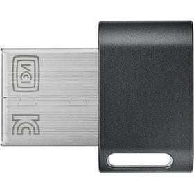 Флешка Samsung Fit Plus MUF-32AB/APC, 32Гб, USB3.1, черный