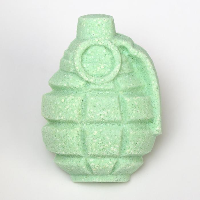 Бомбочка для ванны Граната, грейпфрут, 70 г