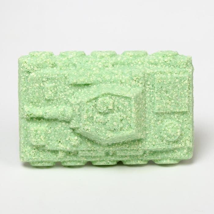 Бомбочка для ванны Танк, грейпфрут, 80 г
