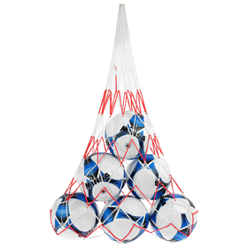 Сетка для переноски мячей (на 10 мячей), нить 2 мм Ош