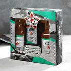 Набор: парфюм 100 мл и гели для и после бритья 250 мл «23 февраля» - Фото 8
