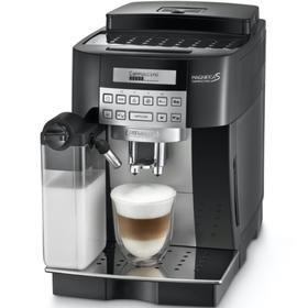 Кофемашина DeLonghi ECAM 22 360 B, автоматическая, 2450 Вт, 1.8 л, 250 г, чёрная Ош
