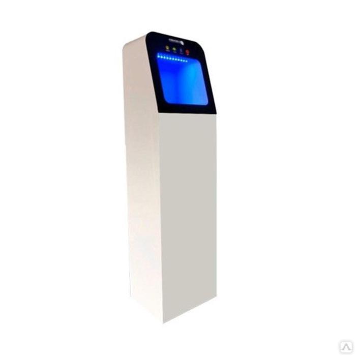 Бесконтактный аппарат для дезинфекции рук 130*25*35 см