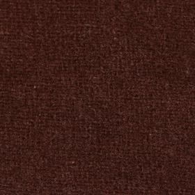 Велюр цвет коричневый, ширина 180 см Ош