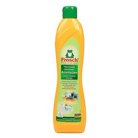 Чистящее молочко Frosch «Апельсин», 500 мл