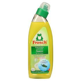 Очиститель для унитаза Frosch «Лимон», 750 мл
