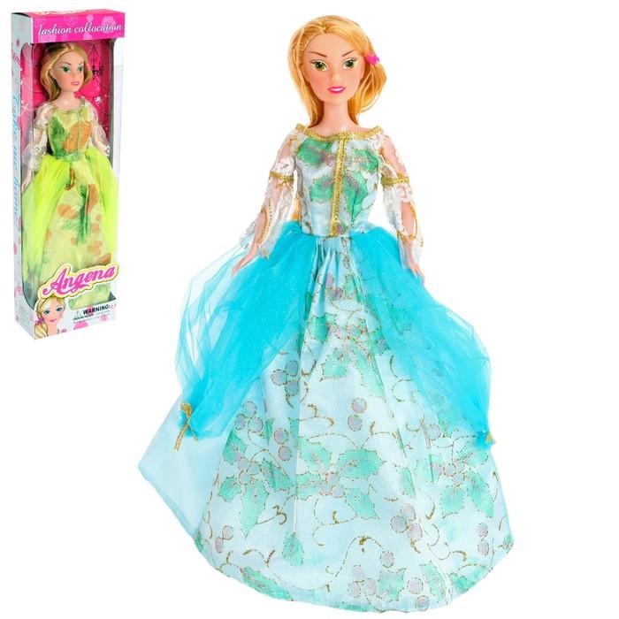 Кукла принцесса в бальном платье цвет:МИКС в кор.№9583A-20